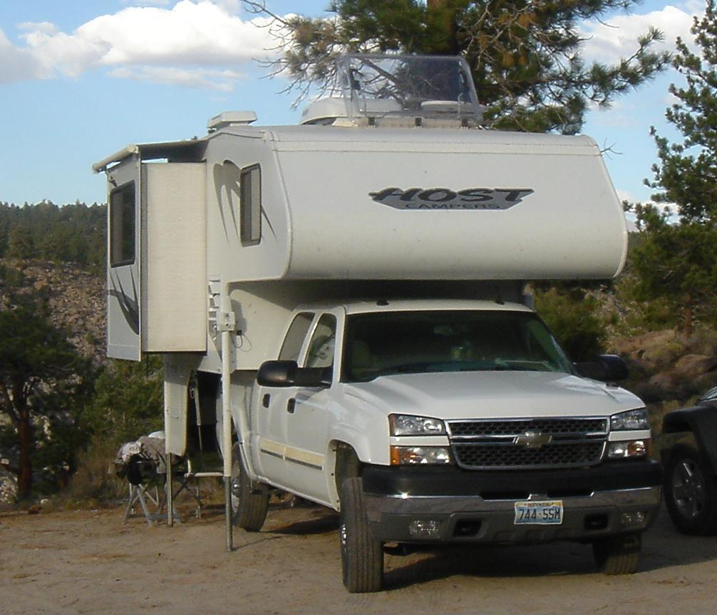 Hostcamper Chevrolet 4x4 Duramax 4x4 Rv Alison Host